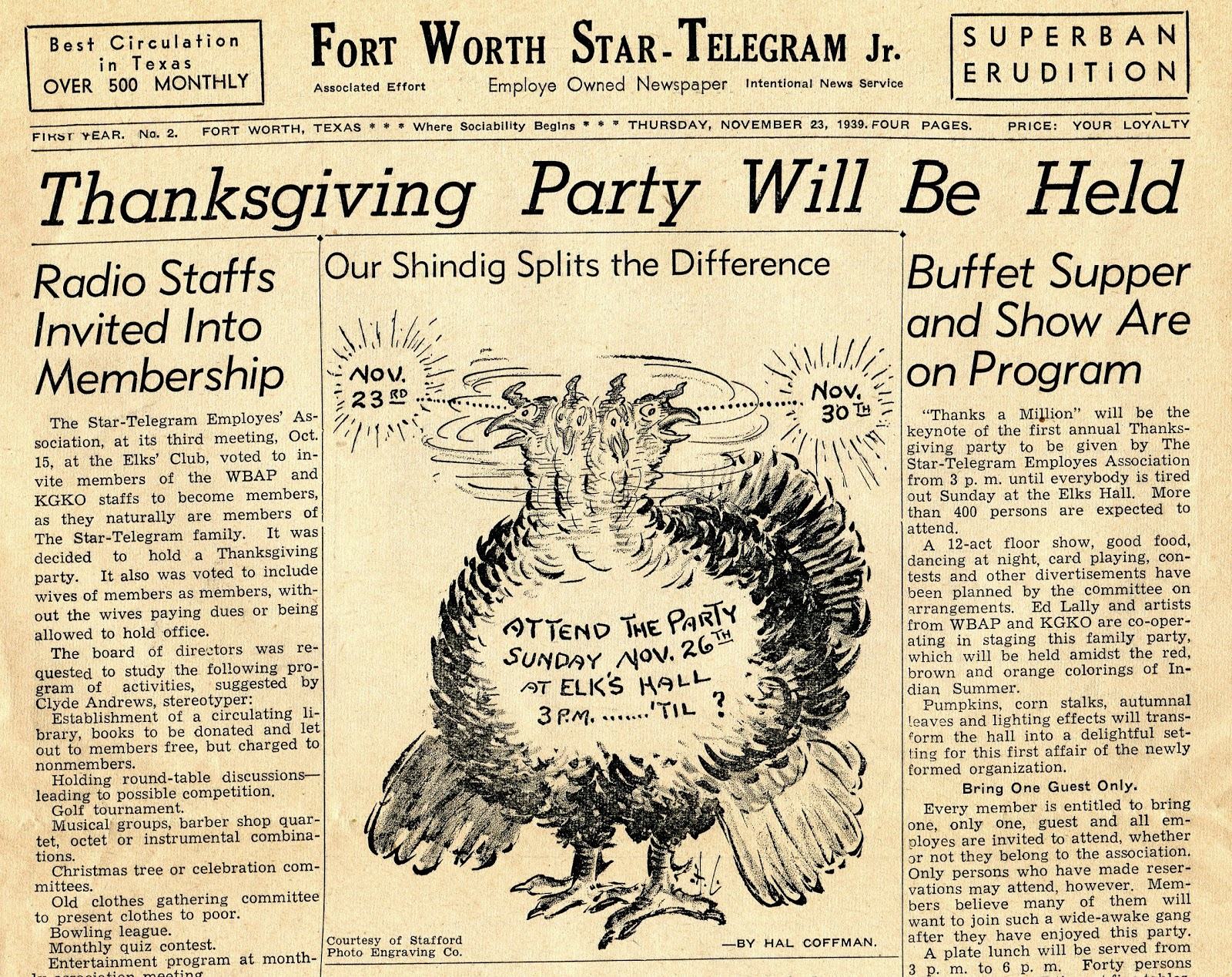 The American Menu: Thanksgiving Confusion