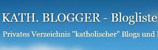KATH. BLOGGER´s bloggende Bloggerliste