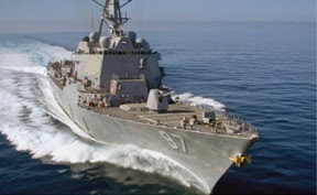 USS Nathan James