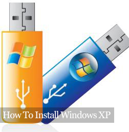 Windows XP USB Flash Drive