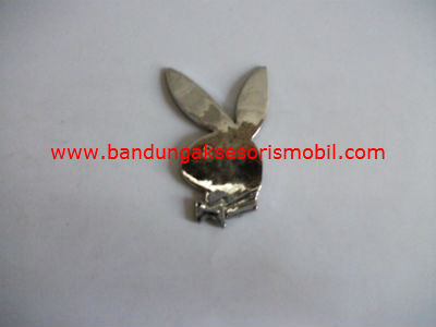 Emblem Car Logo Playboy