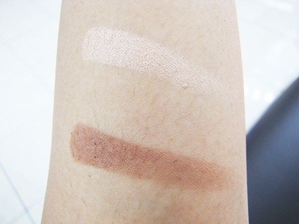 Sleek Contour Kit Medium Swatches