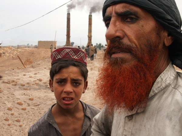 Afghanistan Red Beards