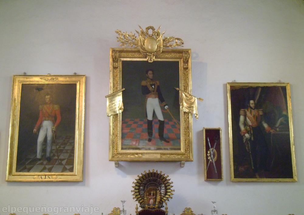 Casa de la Libertad Sucre Bolivia
