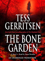 Cover of The Bone Garden by Tess Gerritsen