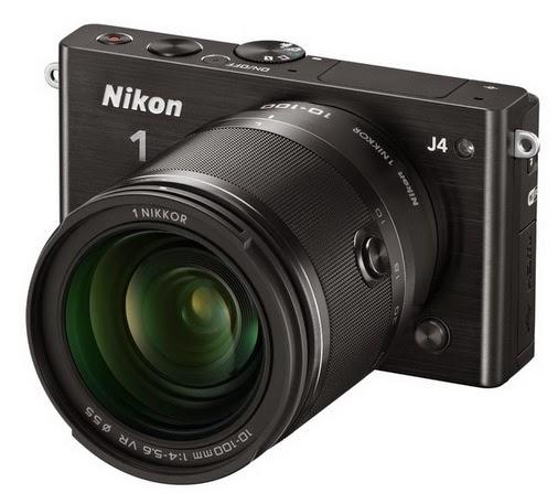 Spesifikasi dan Harga Kamera Nikon 1 J4