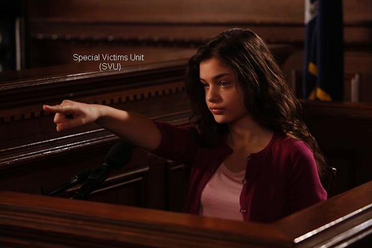 The gallery for --> Odeya Rush Law And Order