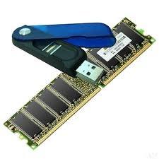 Tips dan Cara Menambah Memori/RAM dengan Menggunakan Flashdisk