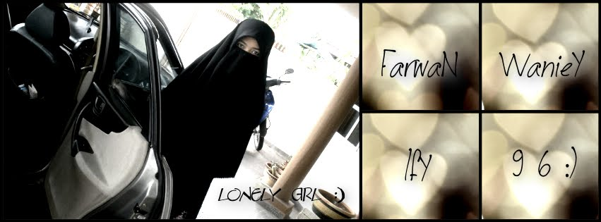 Lonely Girl :)