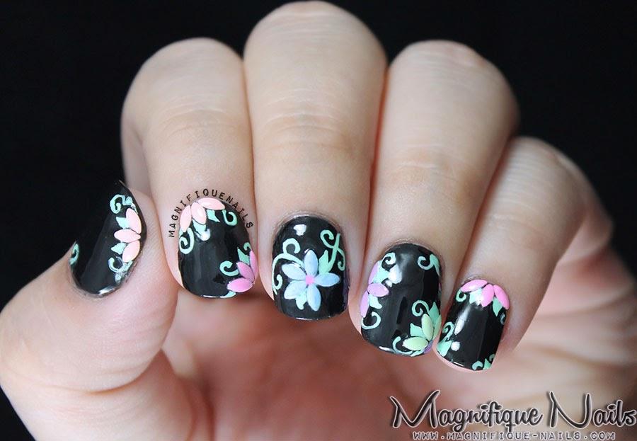 Magically Polished |Nail Art Blog|: Born Pretty Store: Leaf Shape ...