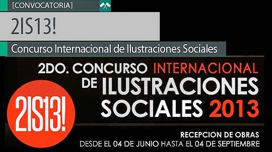 2do. Concurso Internacional de Ilustraciones Sociales