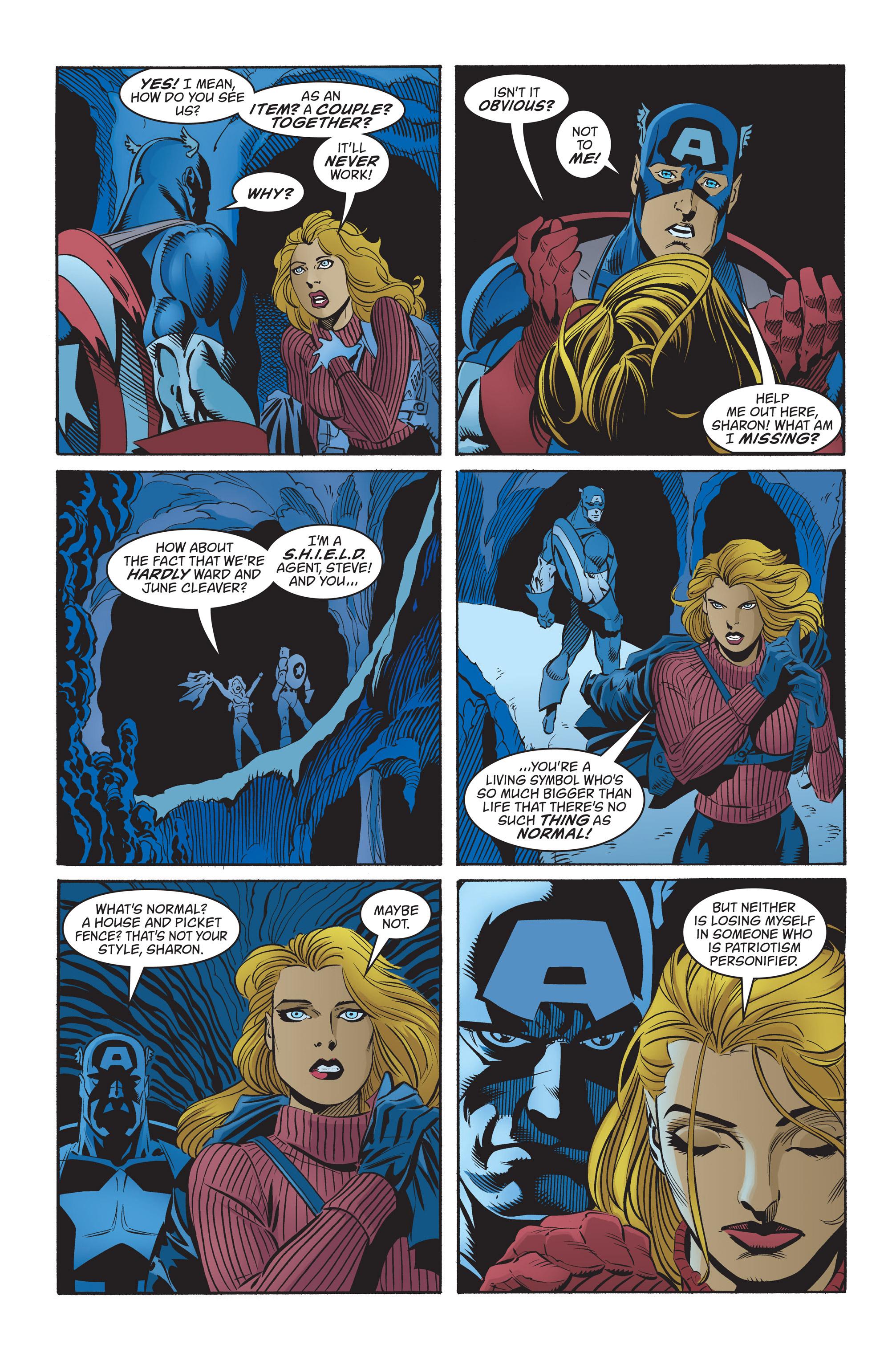 Captain America (1998) Issue #31 #37 - English 16