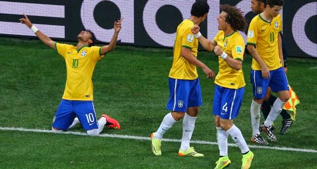 Hasil Pertandingan Brasil vs Kroasia