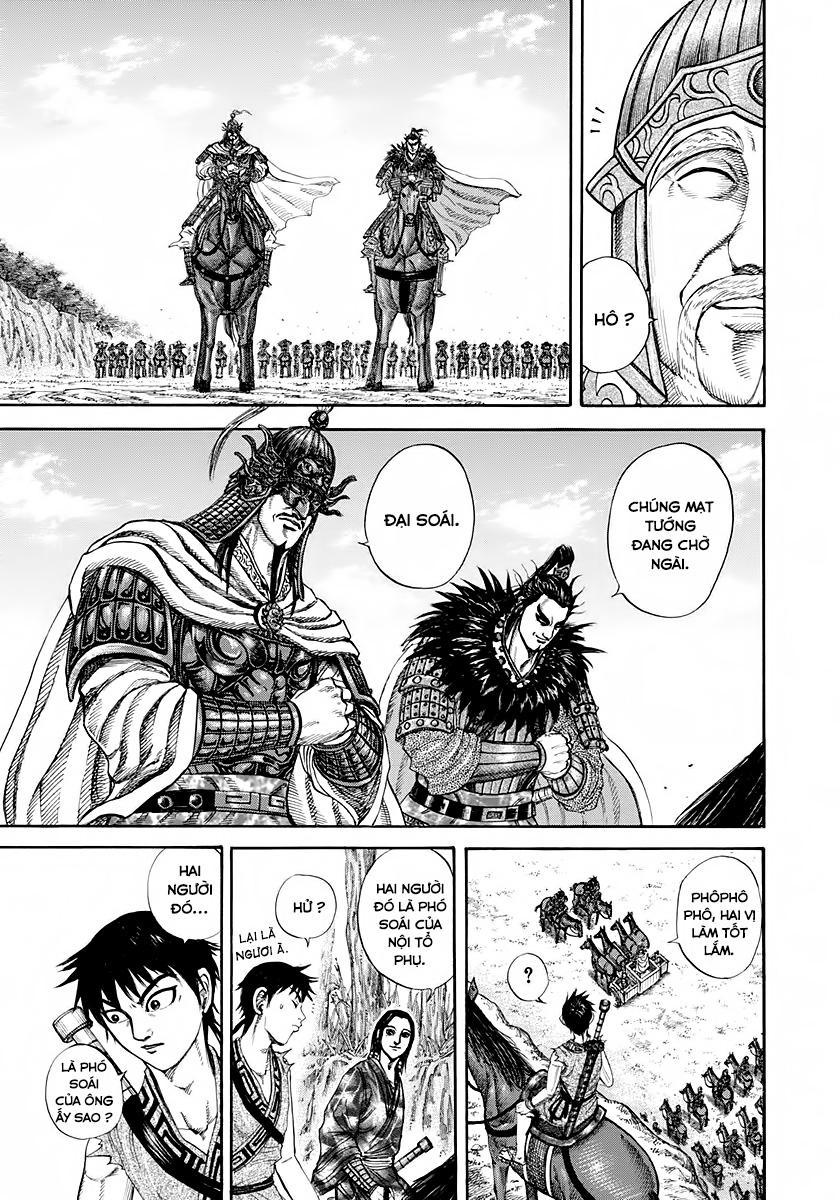 Kingdom – Vương Giả Thiên Hạ (Tổng Hợp) chap 203 page 6 - IZTruyenTranh.com