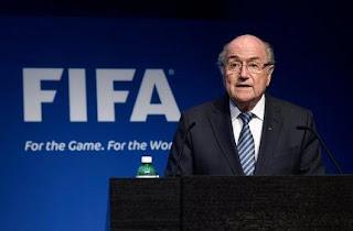 Presiden FIFA Sepp Blatter Mengundurkan Diri