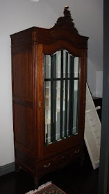 Single French Armoire
