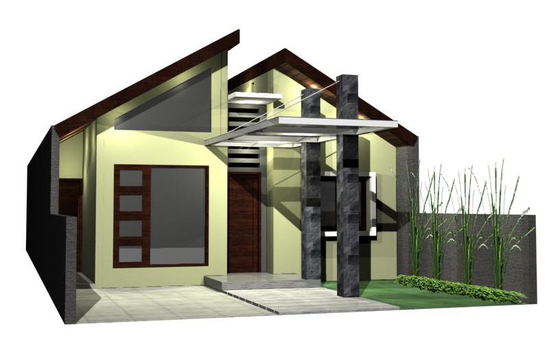 Gambar Desain Rumah Minimalis Sederhana