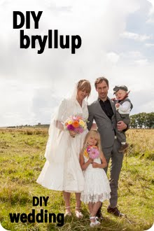 Inspiration til brylluppet