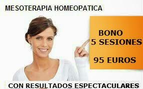 El mejor precio por sesión de Mesoterapia en Zaragoza