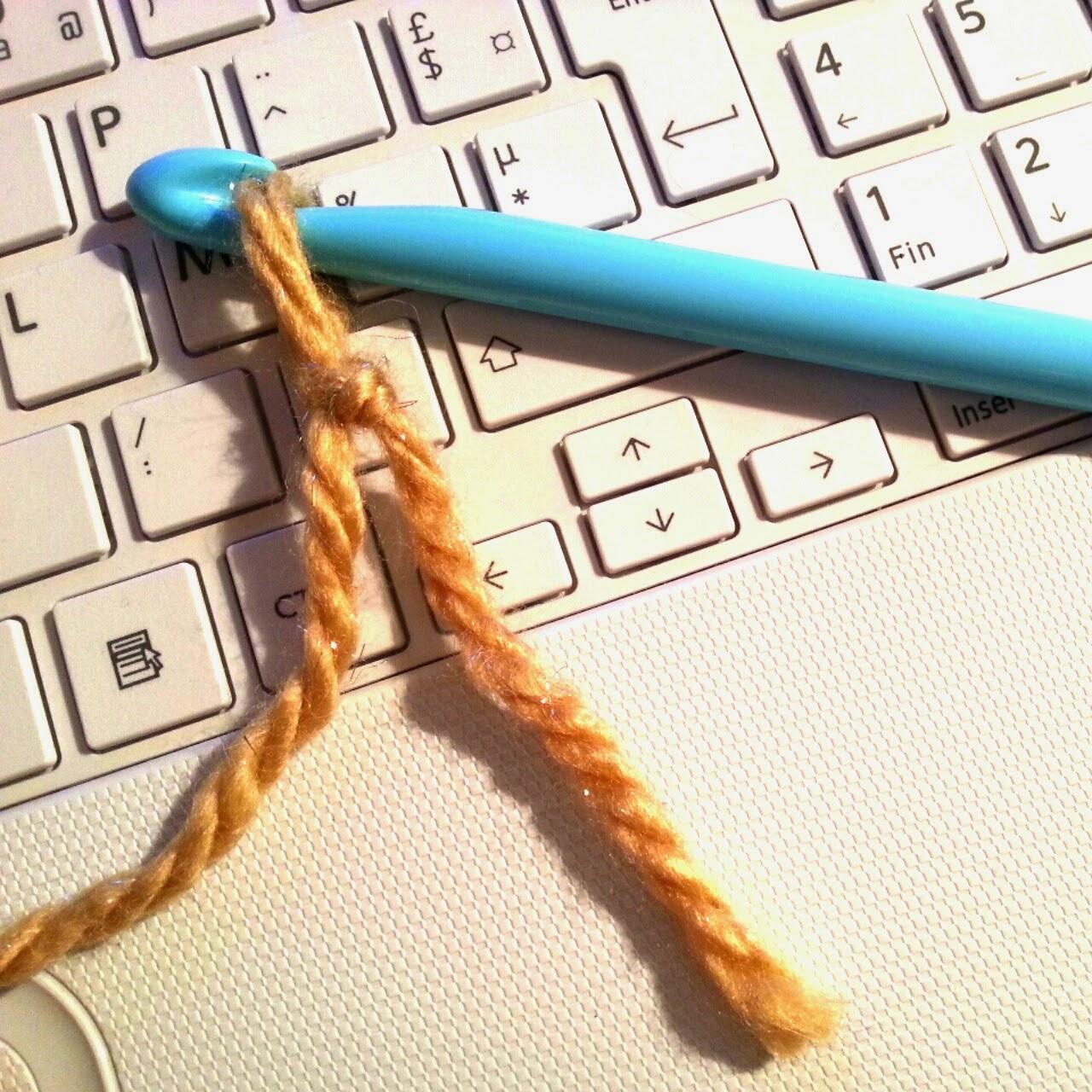 tuto snood crochet débutant