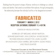 """FABRICATED"" / Group Exhibition"