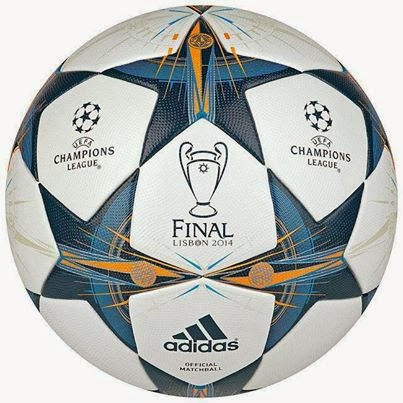 كرة نهائي دوري الأبطال 2014