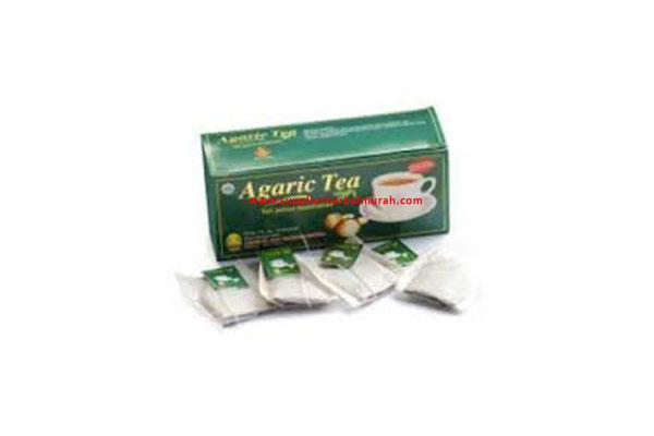 Agaric Tea (Teh Jamur Dewa untuk Diabetes dan Darah Tinggi)