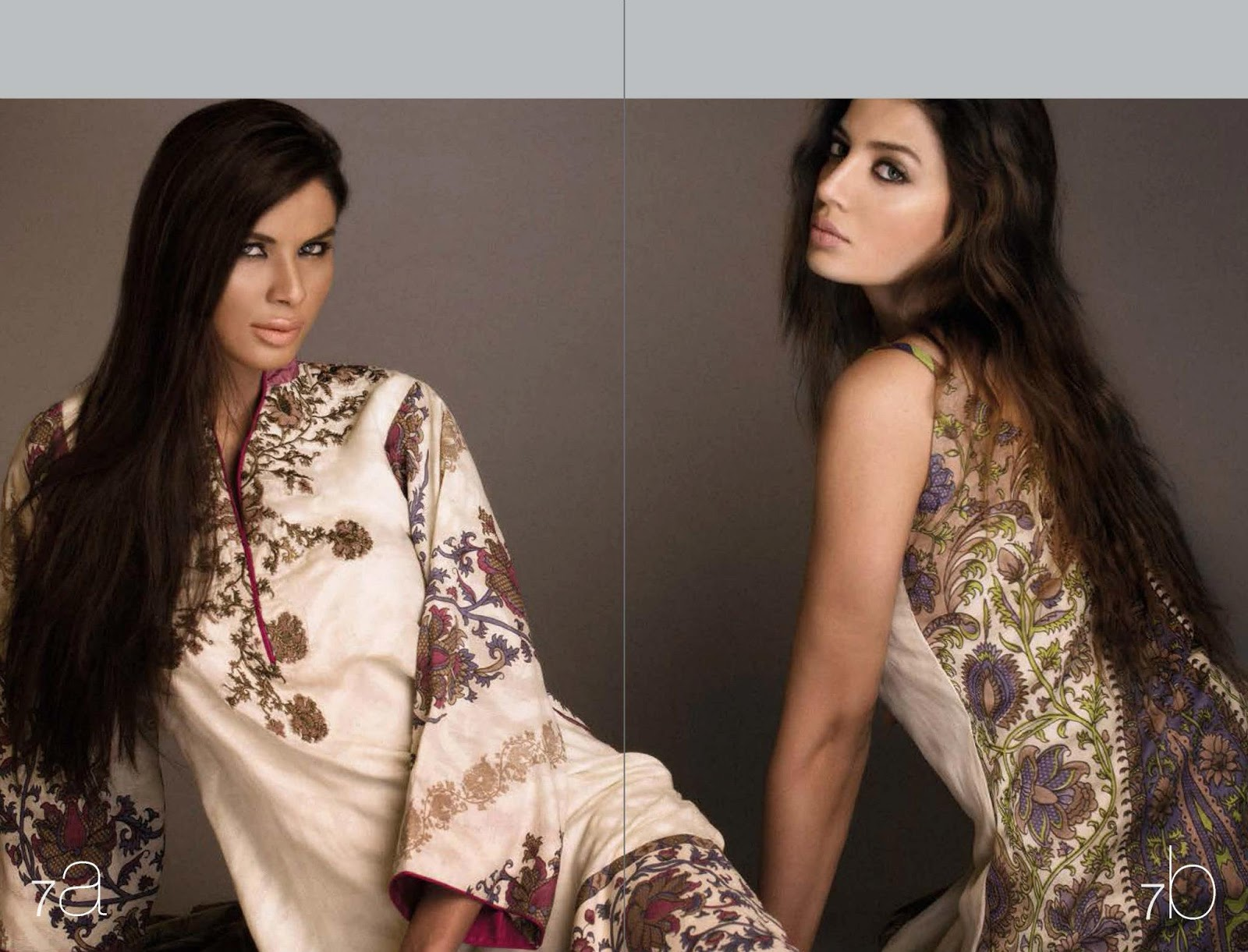 SanaSafinazLawn2013252882529 - Sana Safinaz Lawn Collection 2013