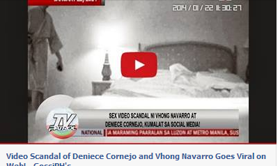 Video Scandal: Deniece and Vhong