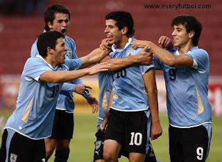 Resultado Partido Uruguay (1) Vs Argentina (0) – Sudamericano Sub 20