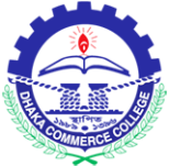 Logo of Dhaka Commerce College