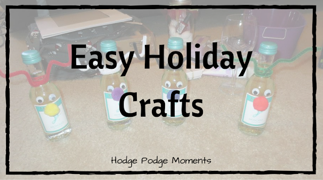 Easy Holiday Crafts