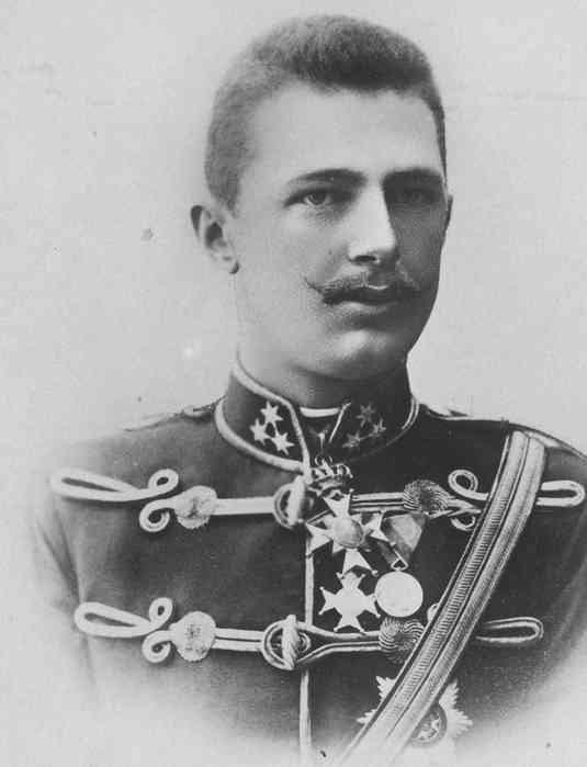 Prince Friedrich zu Schaumburg-Lippe 1868-1945