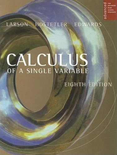 calculus 8th edition solution manual pdf
