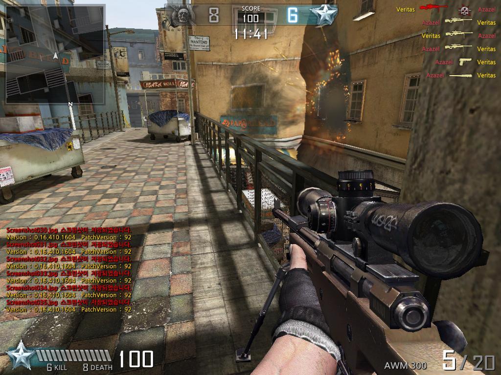 Efsane sniper oyunu