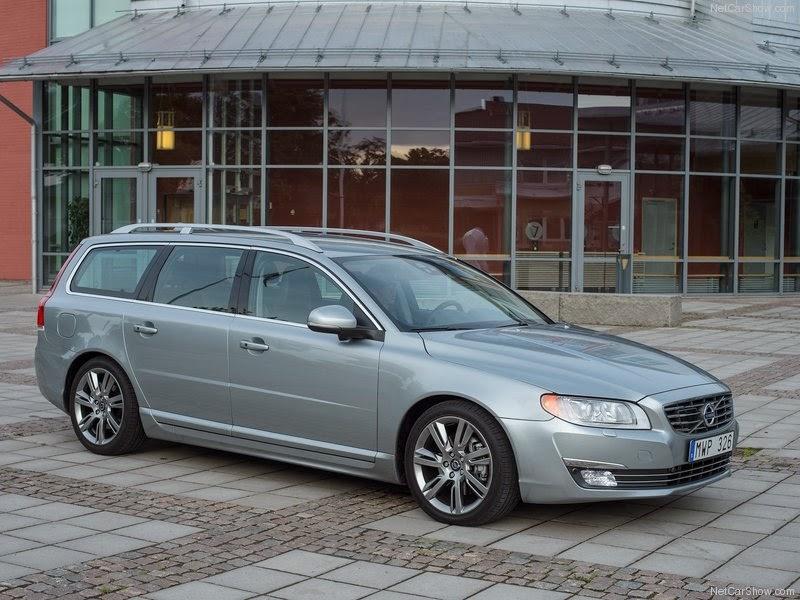 2014 Volvo V70