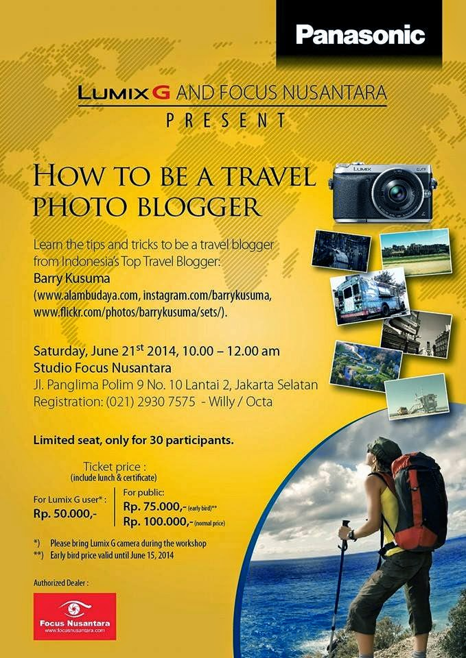 Travel Fotografi bareng barry kusuma