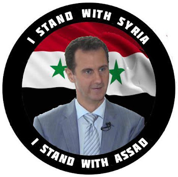I stand with Syria!
