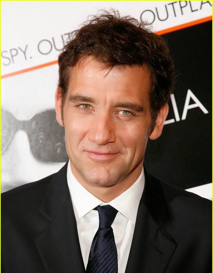 English Actor Clive Owen Movie list