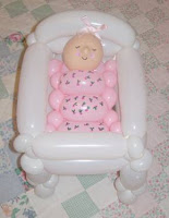Balloon Baby Shower5