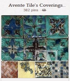 Avente Tile's Pinboard for Coverings
