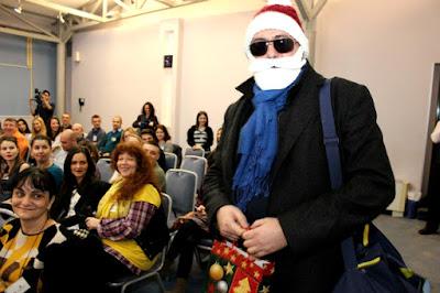 Ho ho ho, nemtolteanul Santa Klaus