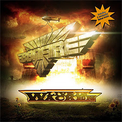 Bonfire Live in Wacken CD
