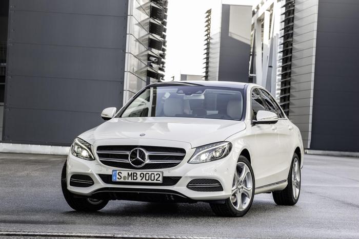 Precios de la nueva clase C de Mercedes