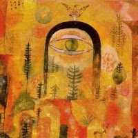'Amb l'àguila (Paul Klee)'