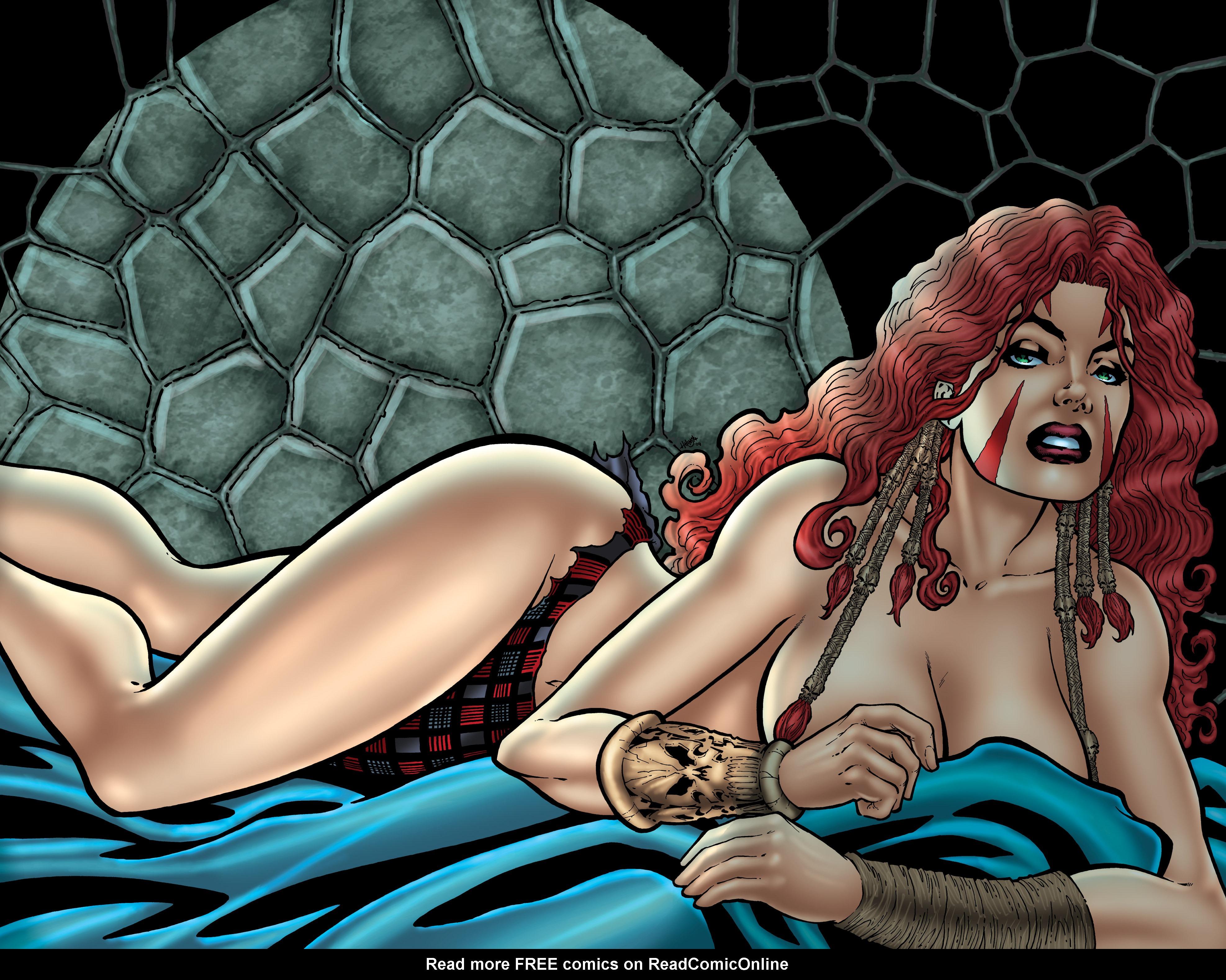 Read online Belladonna comic -  Issue #0 - 50