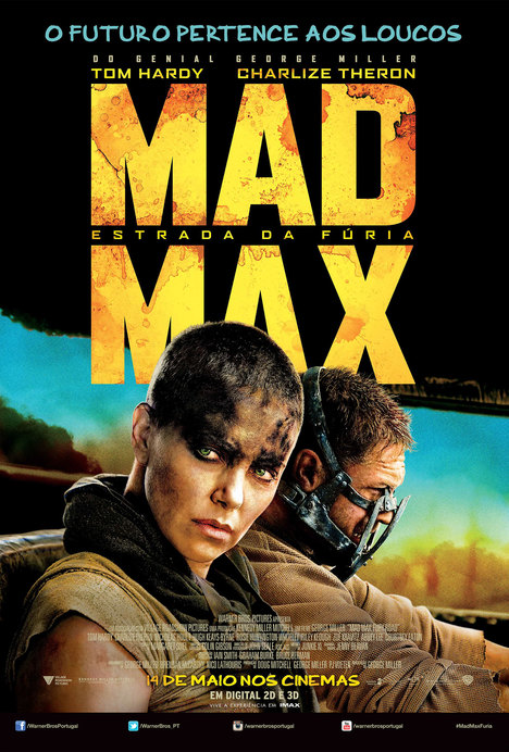Mad Max Fury Road  [Mad Max: Estrada da Fúria]