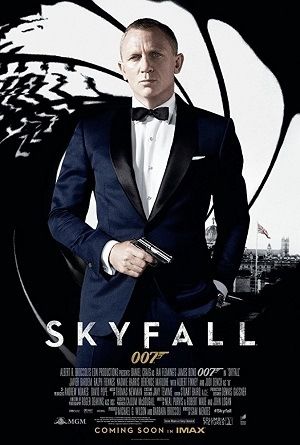 007 - Operação Skyfall Blu-Ray Filmes Torrent Download capa