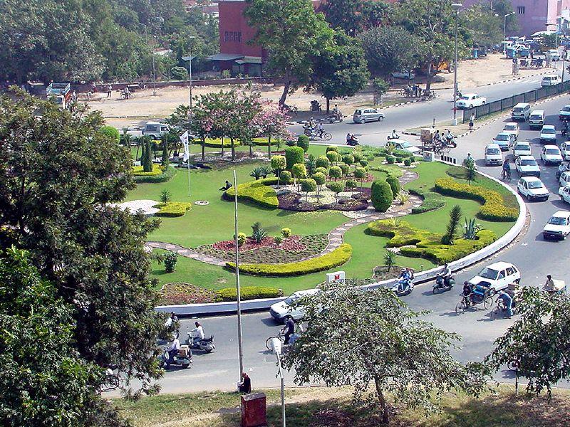 Chandigarh Beautiful Landscapes of Chandigarh