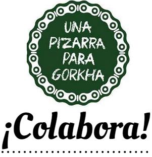 ¡COLABORA CON EL RETO!